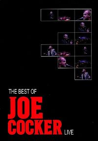 Cover Joe Cocker - The Best Of Joe Cocker Live [DVD]